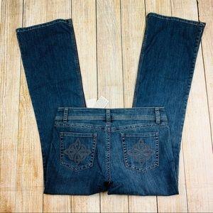 New! CAbi Blue Boot Cut 5 Pocket Jeans #331L